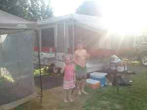 * REDUCED 3RD TIME *    1996 Jayco tent trailer
