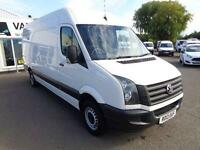 Volkswagen Crafter CR35 LWB 2.0 TDI 136PS HIGH ROOF VAN DIESEL MANUAL (2013)