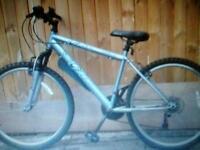 Mountain bike 26 inch wheel