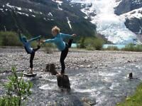 Mobile Yoga