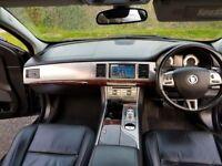 2010 Jaguar XF 3.0 TD V6 Luxury 4dr Auto @07445775115 3 Months Warranty Included
