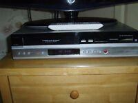 PHILIPS Multi-region Capable DVD Recorder/VCR DVDR3430V/05