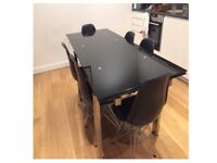 Dining table for 6-8 people (extendable)