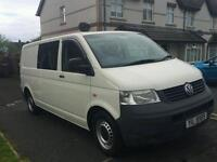 2005 VOLKSWAGON TRANSPORTER 2.5TDI DAY/CAMPERVAN