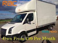 2007 Volkswagen Crafter CR35 Luton Box Van