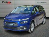 2018 Citroen GRAND C4 SPACETOURER 1.6 Bluehdi Touch Edition MPV 5dr Diesel Manua