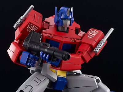 Transformers Furai 12 Optimus Prime (G1 Ver.) Model Kit BY FLAME TOYS NEW