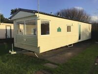 **Fantastic Family Static Caravan for sale**Popular Holiday Park in North Wales**Site fees payed**