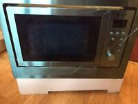 caple microwave combination oven stainless steel buit in