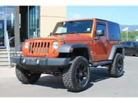 2011 Jeep Wrangler TJ SPORT