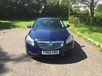 Vauxhall Insignia 2.0cdti Exclusive Nav