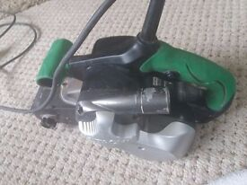 HITACHI SB10V2 BELT SANDER 110V