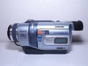 Sony Handycam DCR-TRV340E Digital8 Hi8 8mm video8 tape Camcorder Sydney City Inner Sydney Preview
