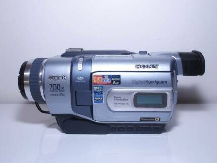 Sony Handycam DCR-TRV340E Digital8 Hi8 8mm video8 tape Camcorder Sydney City Inner Sydney Preview