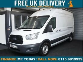 Ford Transit 350 L3 H3 125PS (2.2 TDCI) L3H3 (NO VAT)