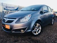 2008 Vauxhall Corsa SXI ** 45K Warranted Mileage**FRESH MOT**2 Keepers**VSRV HIST**Fog Lights
