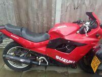 got a suzuki 600cc