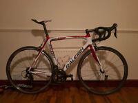 Raleigh Avanti Carbon Comp road bike, 58cm