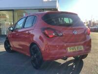 2015 Vauxhall Corsa 1.4i Ecotec Limited Edition Hatchback 5dr Petrol 90 Ps Hatch