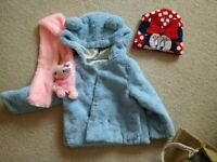Girls bundle of Winter clothes 2-3years