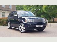 Land Rover Range Rover Sport 2.7 TD V6 HSE SUV 5dr Diesel Automatic (( FSH+SAT NAV+LOADED+10M MOT))