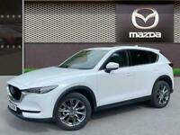2021 Mazda CX-5 2.2 Skyactiv D Gt Sport Suv 5dr Diesel Auto 4wd s/s 184 Ps 4x4 D