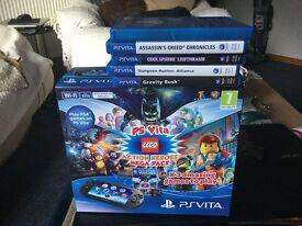 Ps Vita Lego Edition