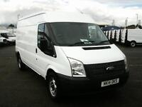 Ford Transit T350 2.2 Tdci 100Ps DIESEL MANUAL WHITE (2014)