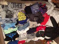 boys 11-12yrs bundle clothes