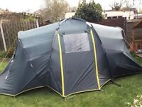 Khyam 4 man tent