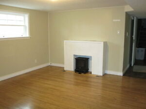 Beautiful  basement  suitable tenant(s) S/S/Febuary 1st.