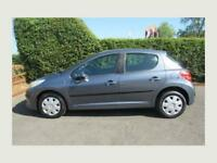 2006 Peugeot 207 1.4 Manual 5Doors With Long MOT PX Welcome