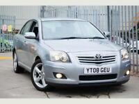 2008 08 Toyota Avensis 2.2 D-4D T4 150 BHP - Just 70,000 Miles