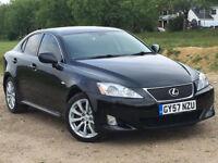 Automatic -- Lexus IS 250 SE L -- NAVIGATION -- LEATHER Seats -- TOP SPEC -- Part Exchange OK