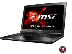 MSI gaming lap top