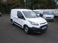 Ford Transit Connect 1.6 Tdci 95Ps D/Cab Van DIESEL MANUAL WHITE (2014)