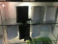Job lot xbox 360 +slimline all working