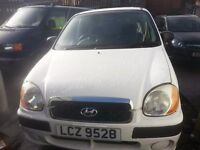 ***GOOD CONDITION HYUNDAI AMICA ***MOTD FEB17***WOULD MAKE EXCELLENT 1ST OR SECOND CAR***