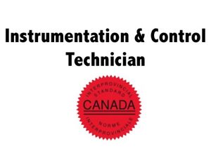 *INSTRUMENTATION & CONTROL TECHNICIAN* EXAM MATERIAL (RED SEAL)