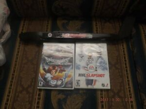 4 WII GAMES AND ACCESSORIES