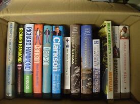 Autobiographies and Celebrity Books