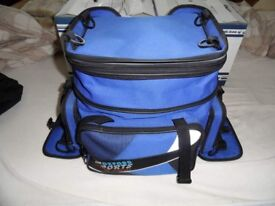 Oxford lifetime luggage in blue