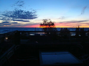 Beach front cottages, Summer weekly rentals
