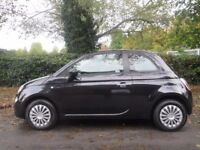 Fiat 500 1.2 Pop 3DR Low Mileage, 1-YR MOT, New Tyres & Battery, Drives Suberb.