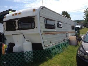 1983 Glendette Travel Trailer