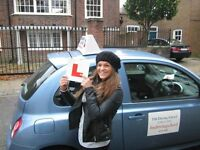 Cheap driving lessons in london Pass in 21 days intensive course west london driving lesson