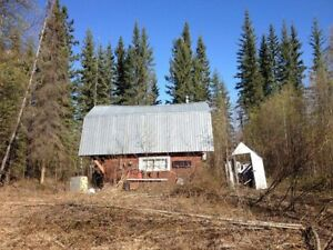 Residential Lease on Liard River