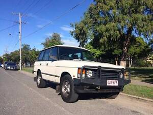 1989 Range Rover Other SUV Wooloowin Brisbane North East Preview