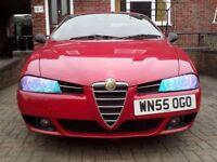 Alfa romeo 156 1.9jtd 2005 reg bargain.