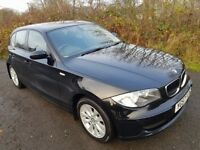 2007 BMW 116i SE **61000 MILES**F.S.H**MOT MAY 2018**Immaculate throughout**